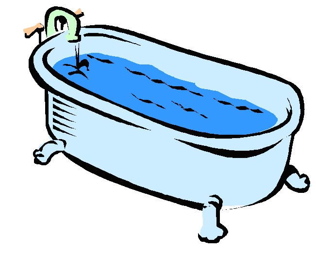 Http Becuo Com Take Bath Clip Art